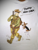 chasseur et tommy